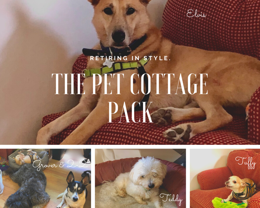 The Pet Cottage Pack